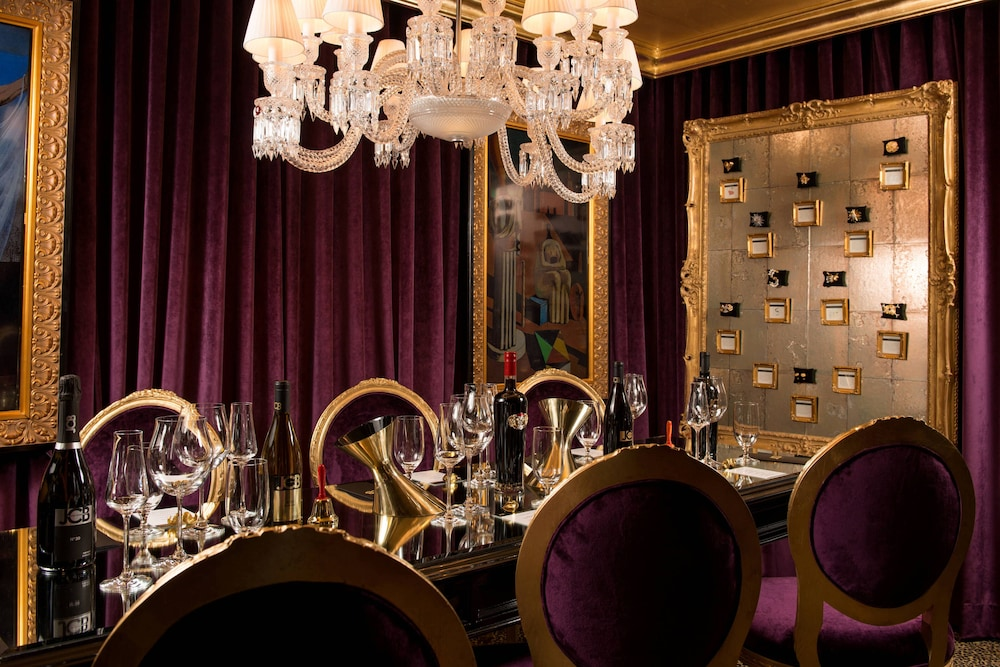 Restaurant, The Ritz-Carlton, San Francisco