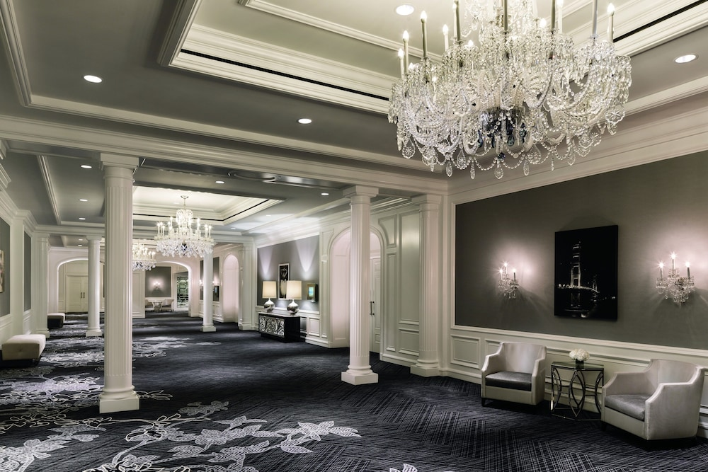 Interior, The Ritz-Carlton, San Francisco