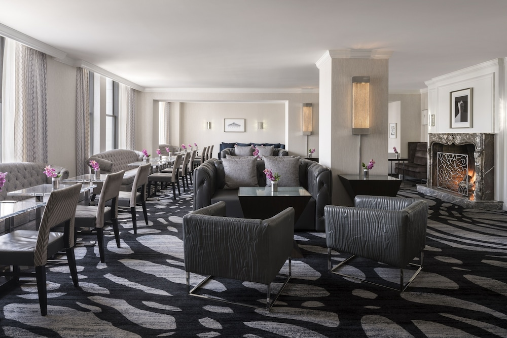 Executive Lounge, The Ritz-Carlton, San Francisco