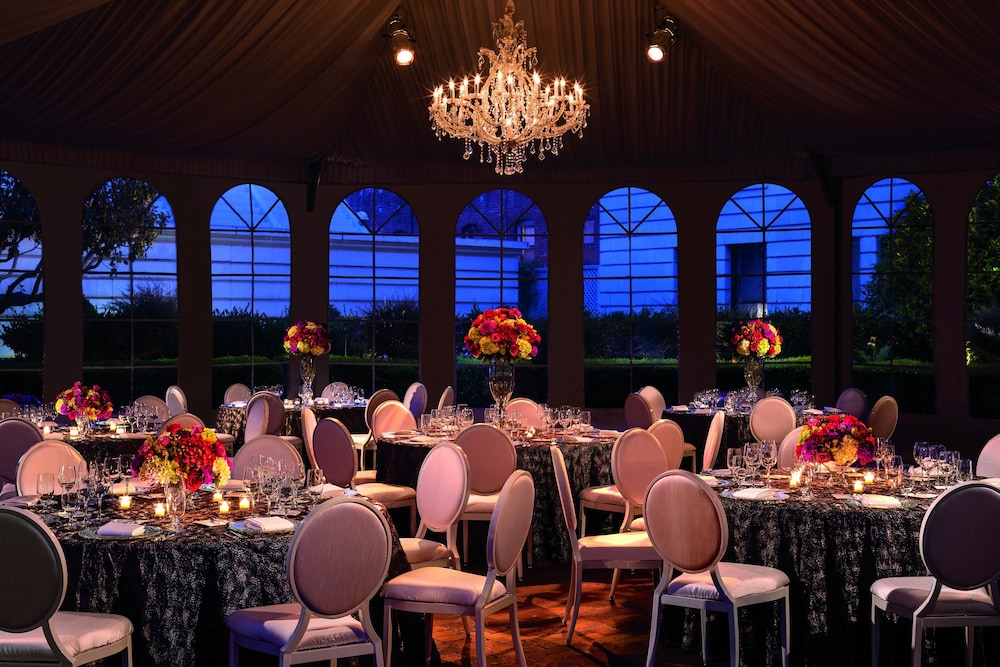 Outdoor Wedding Area, The Ritz-Carlton, San Francisco