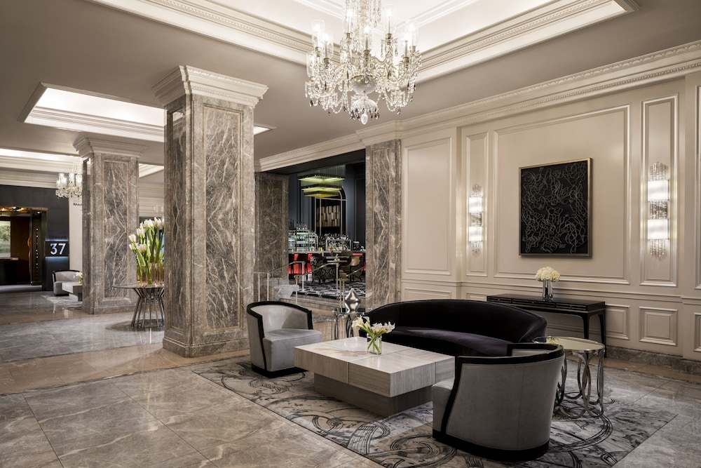 Lobby, The Ritz-Carlton, San Francisco