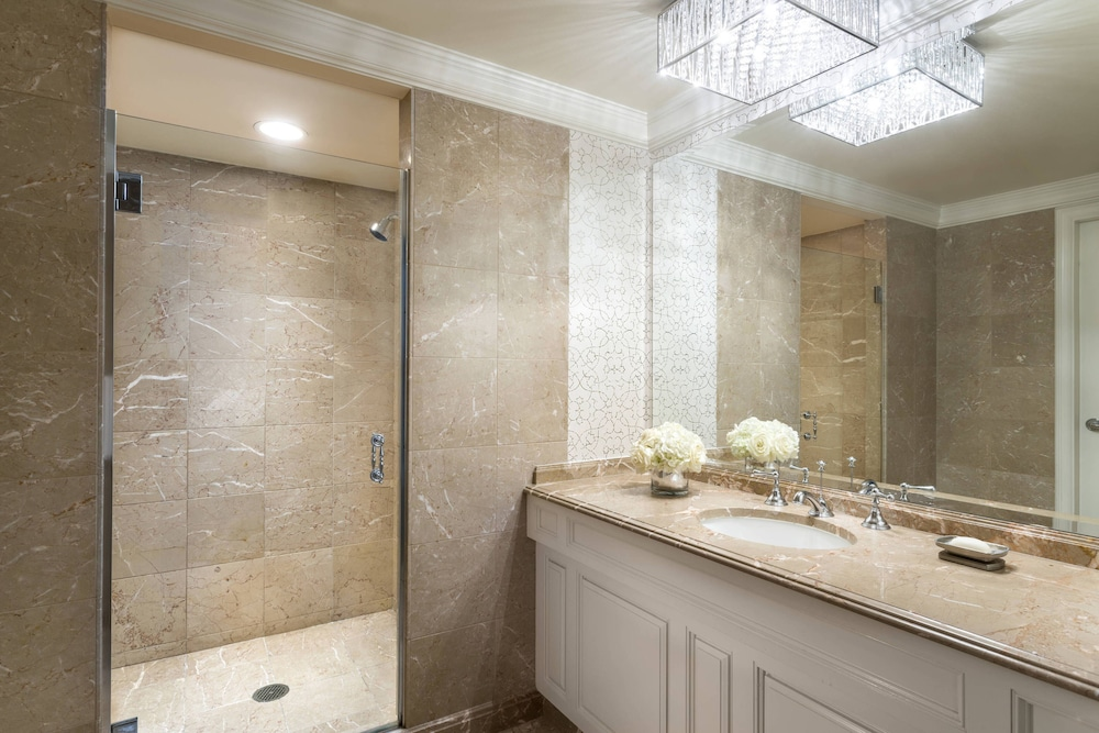 Bathroom, The Ritz-Carlton, San Francisco