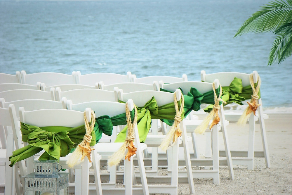 Outdoor Wedding Area, The Westin Hilton Head Island Resort & Spa
