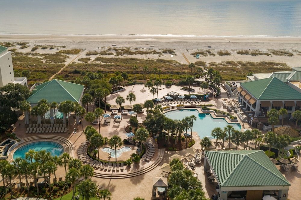 Aerial View, The Westin Hilton Head Island Resort & Spa