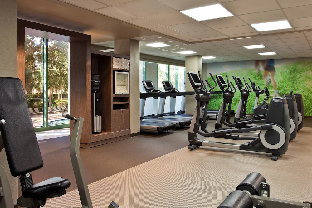 Fitness Facility, The Westin Hilton Head Island Resort & Spa