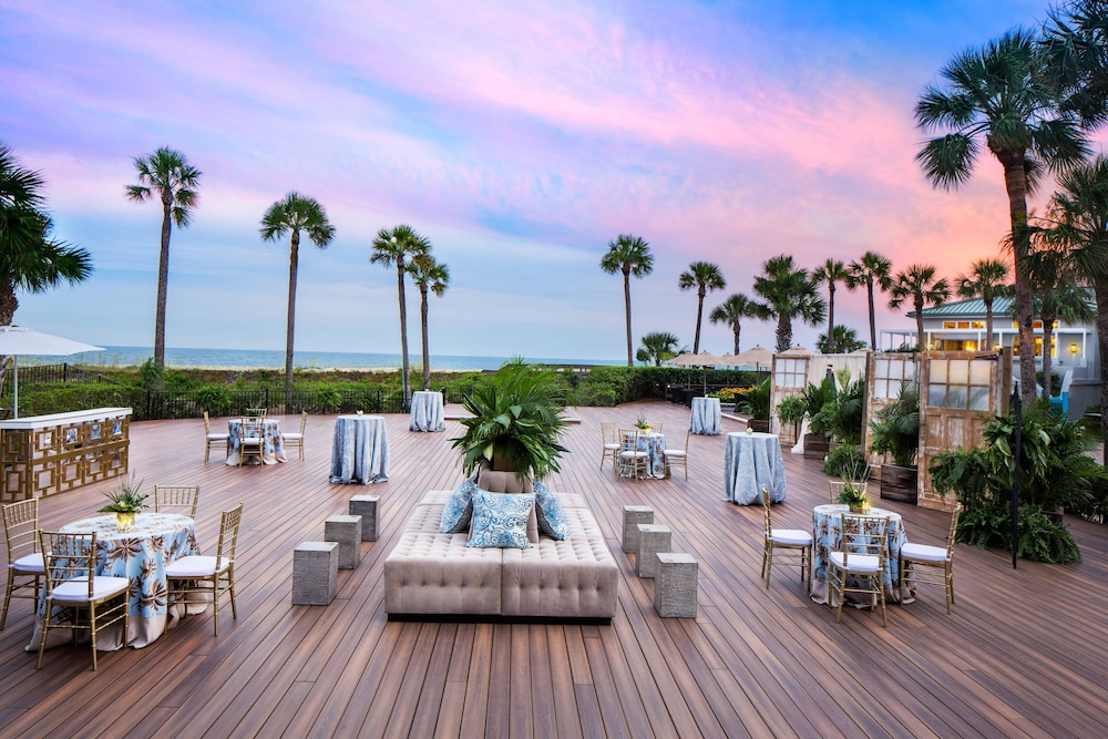 Outdoor Banquet Area, The Westin Hilton Head Island Resort & Spa