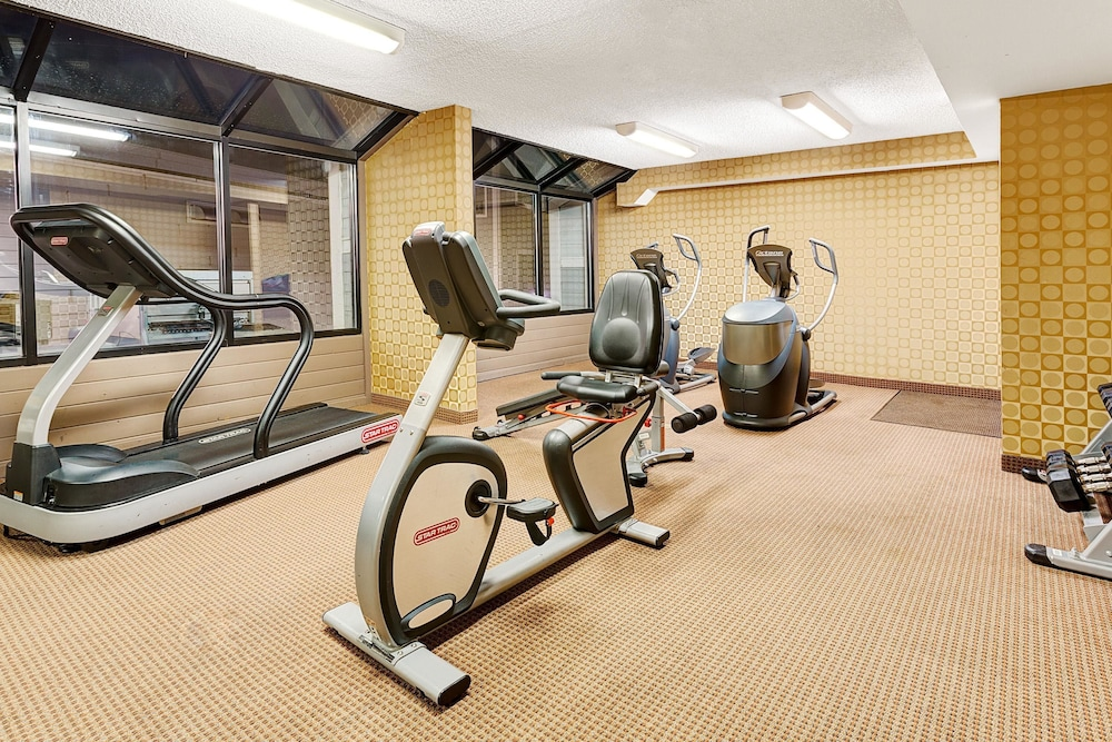 Fitness Facility, Days Inn by Wyndham Cheyenne