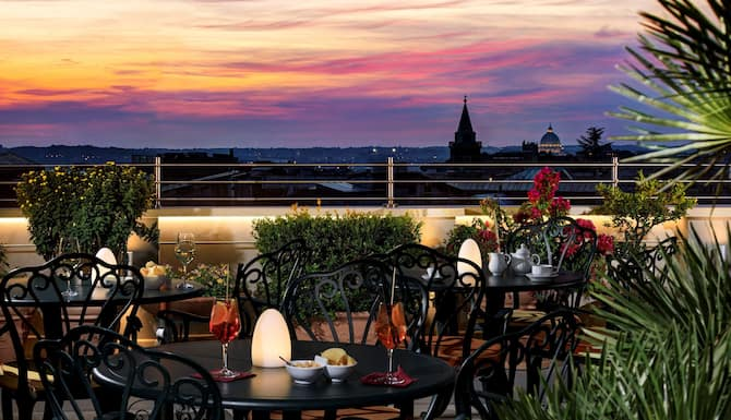 Marcella Royal Hotel In Rome Italy Expedia