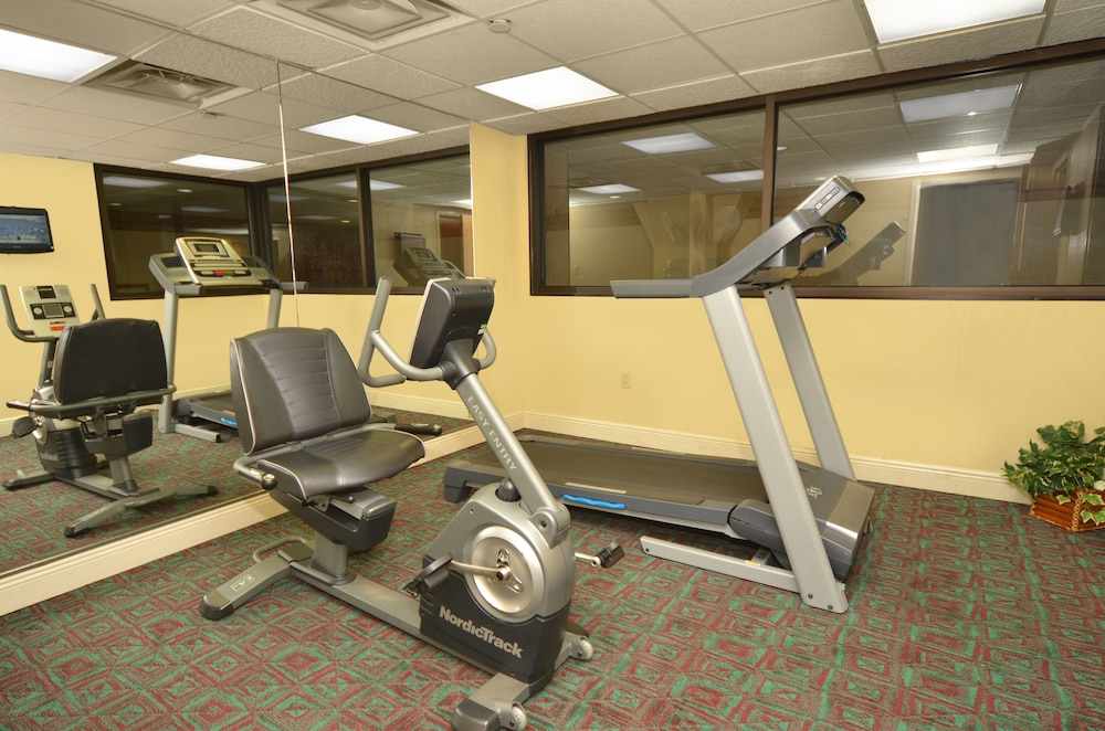 Fitness Facility, Country Cascades Waterpark Resort