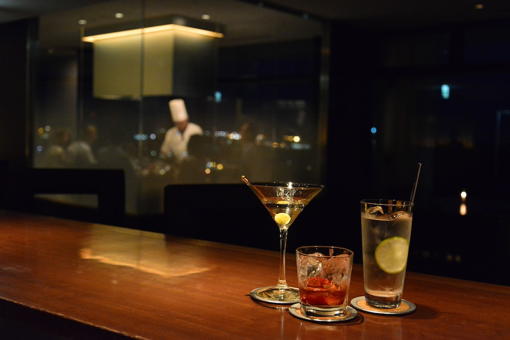 Bar, ANA Crowne Plaza Narita