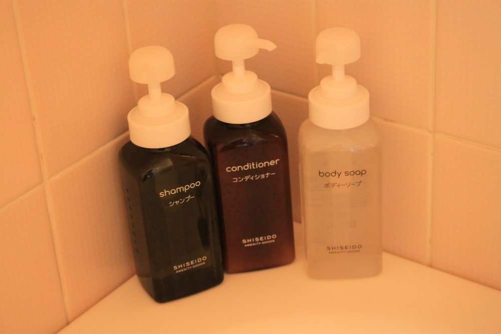 Bathroom Amenities, ANA Crowne Plaza Narita