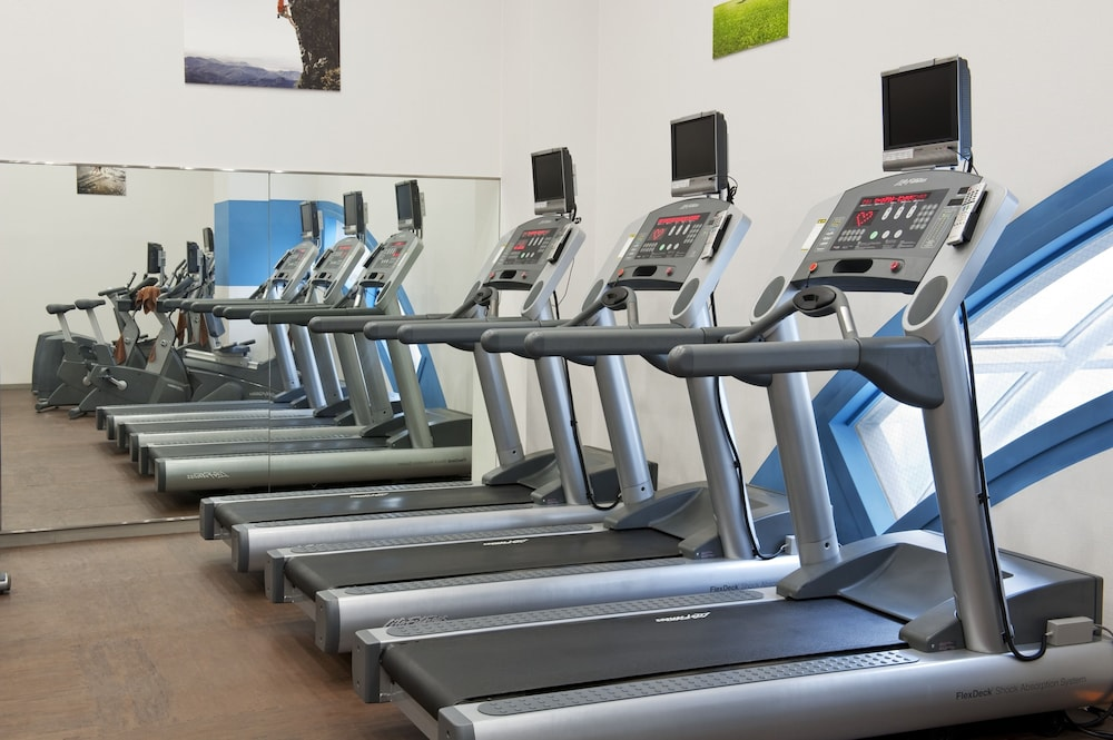 Fitness Facility, ANA Crowne Plaza Narita