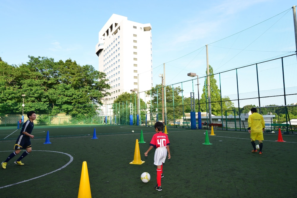 Sports Facility, ANA Crowne Plaza Narita