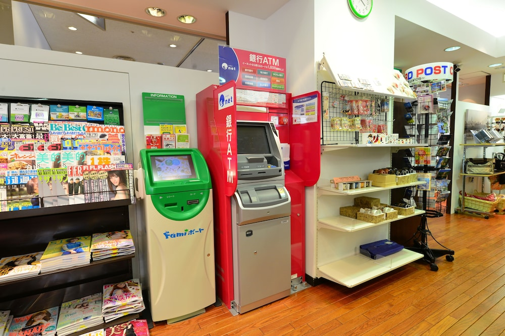 ATM/Banking On site, ANA Crowne Plaza Narita