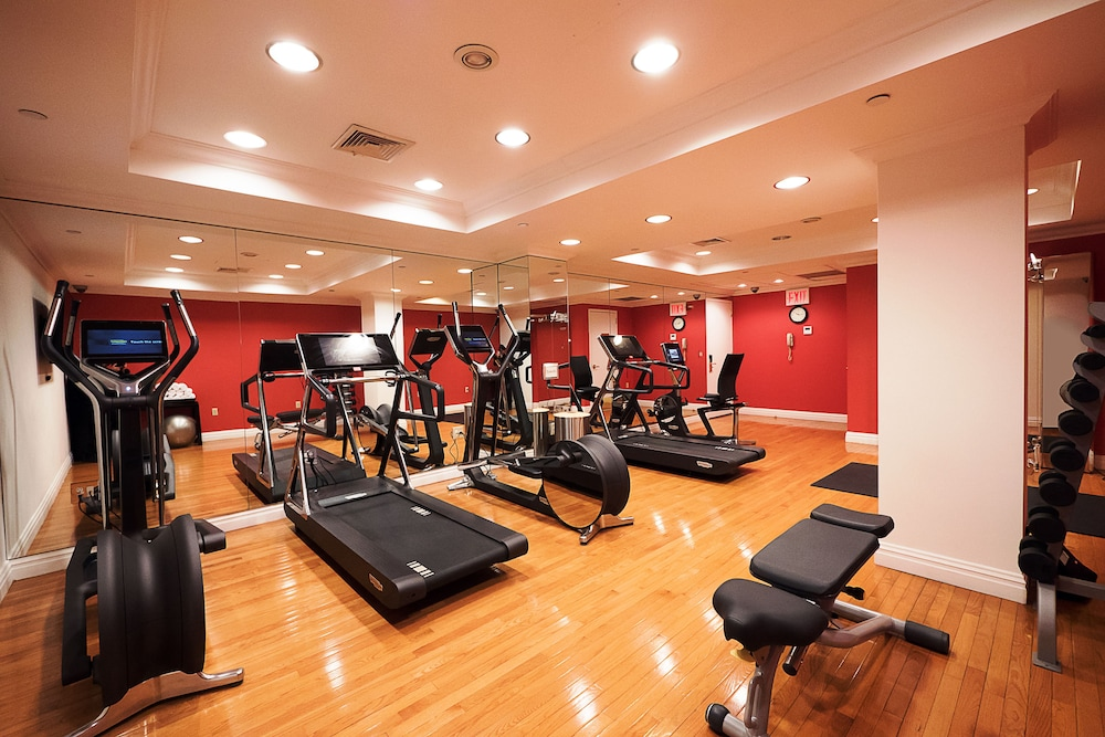 Fitness Facility, The Michelangelo Hotel
