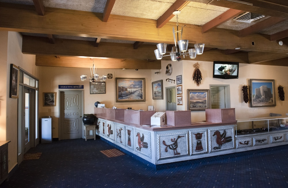 Reception, Kachina Lodge