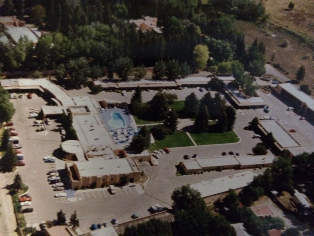 Aerial View, Kachina Lodge