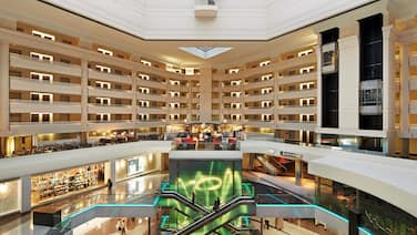 Embassy Suites by Hilton Washington DC Chevy Chase Pavilion