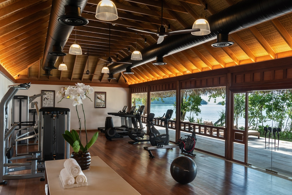Fitness Facility, The Datai Langkawi