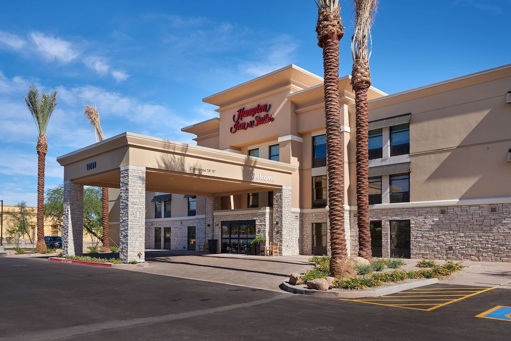 Exterior, Hampton Inn & Suites Scottsdale on Shea Blvd