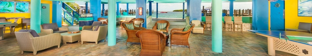 Lobby Sitting Area, Bimini Big Game Club Resort & Marina