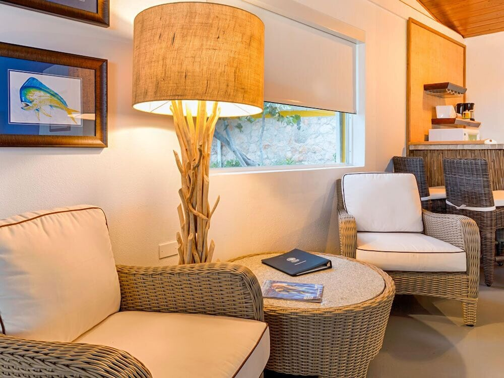 Living Area, Bimini Big Game Club Resort & Marina