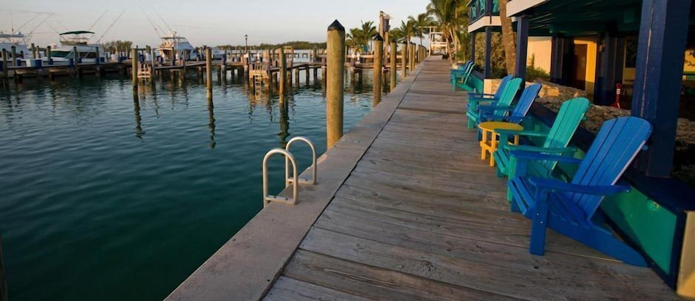 Dock, Bimini Big Game Club Resort & Marina