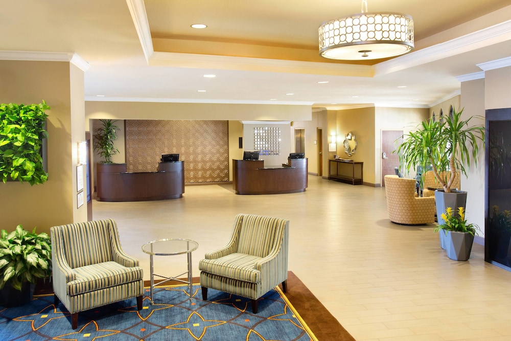 Sheraton Tampa Riverwalk Hotel 3 5 Out Of 0 Featured Image Lobby