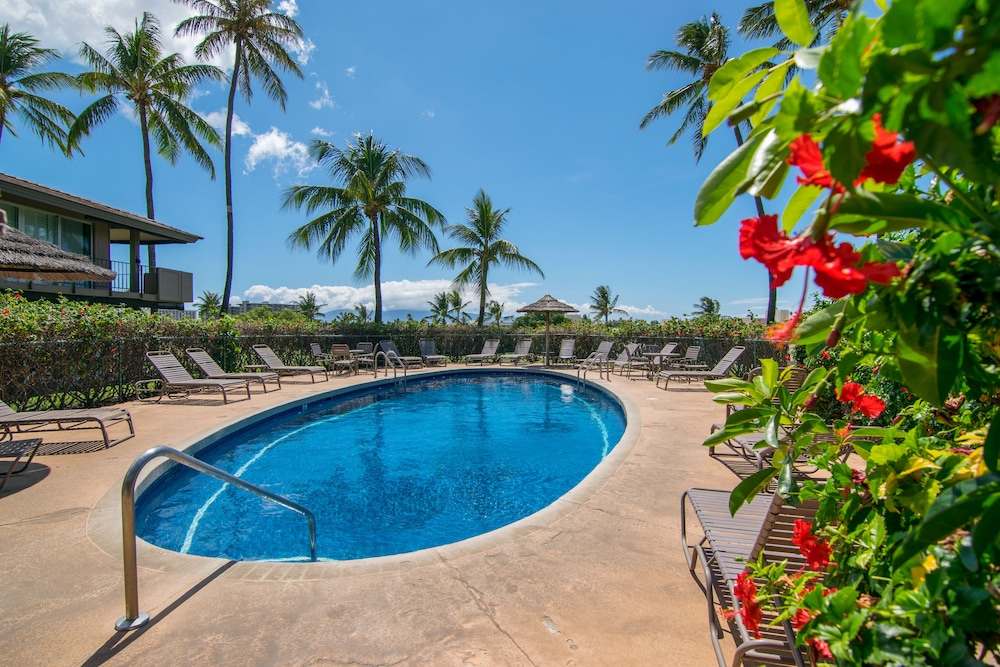 Pool, Kaanapali Maui at the Eldorado by Outrigger