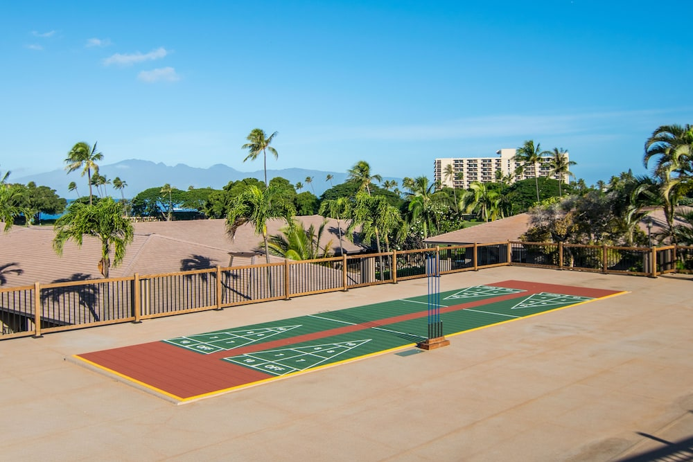 Sports Facility, Kaanapali Maui at the Eldorado by Outrigger