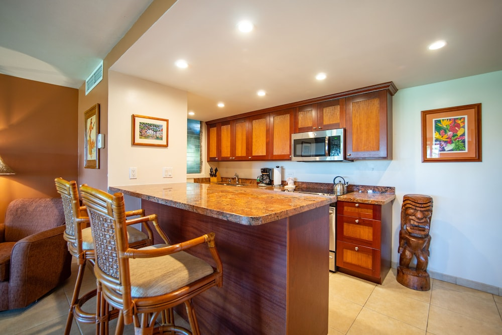 Private Kitchen, Kaanapali Maui at the Eldorado by Outrigger