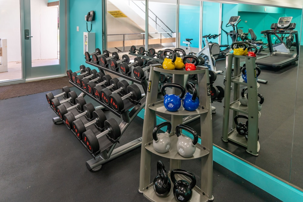 Fitness Facility, Kaanapali Maui at the Eldorado by Outrigger