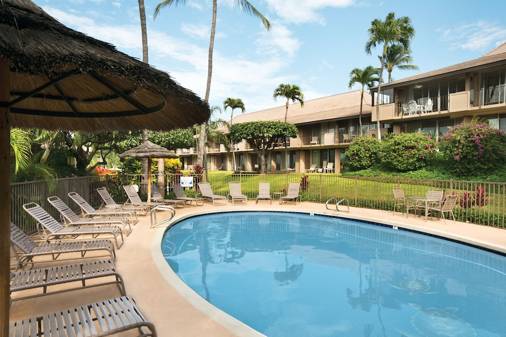 Outdoor Pool, Kaanapali Maui at the Eldorado by Outrigger