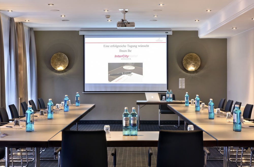 Meeting Facility, IntercityHotel München