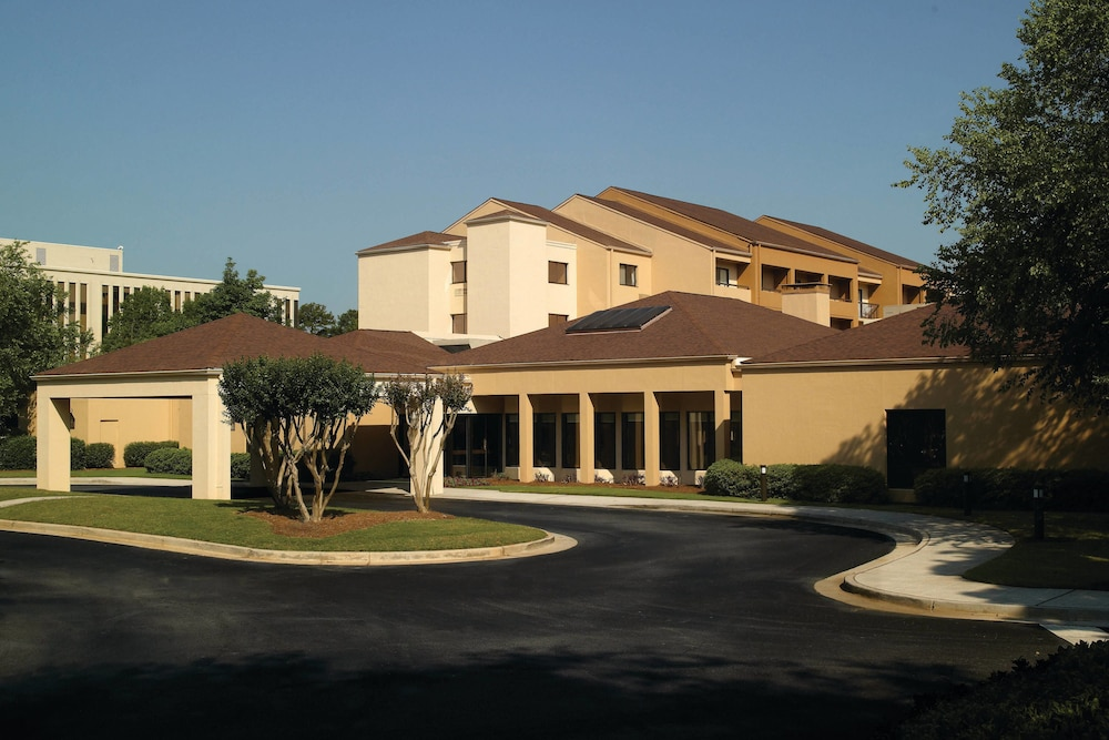 Exterior, Courtyard by Marriott - Atlanta Executive Park/Emory