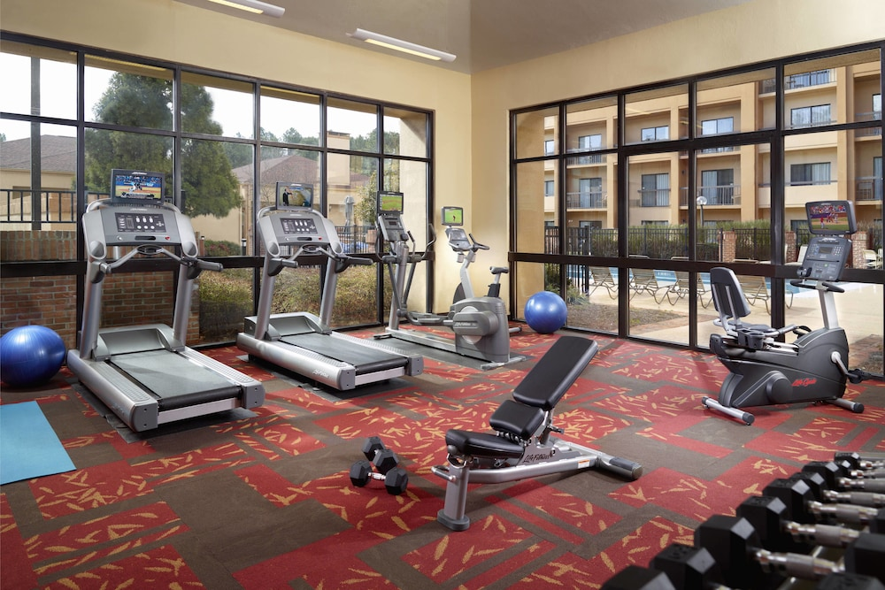 Fitness Facility, Courtyard by Marriott - Atlanta Executive Park/Emory