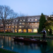 Cambridge Hotel City Center on the River Cam