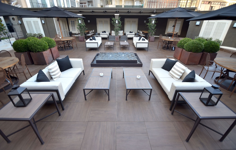 Terrace/Patio, Hotel Granvia