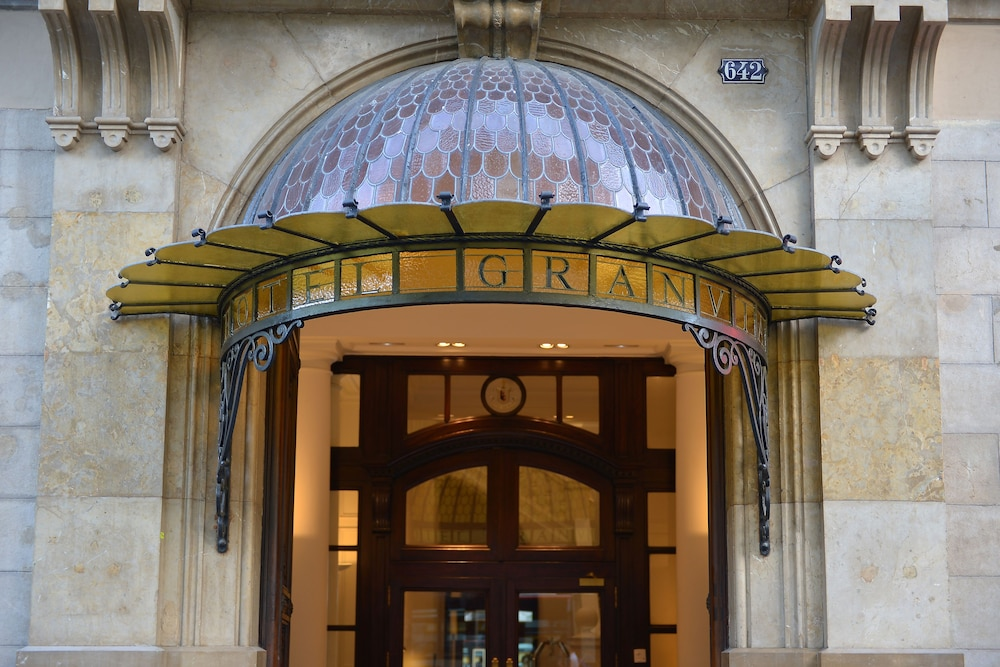 Property Entrance, Hotel Granvia