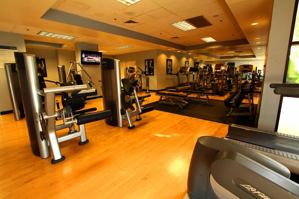 Sports Facility, Sheraton Crescent Hotel