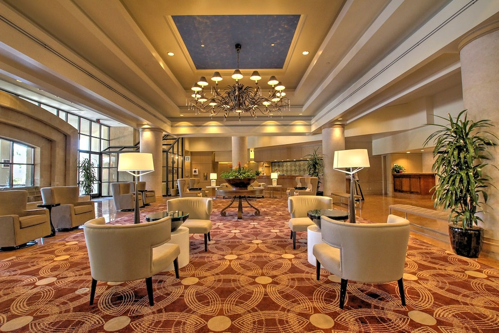 Interior Entrance, Sheraton Crescent Hotel