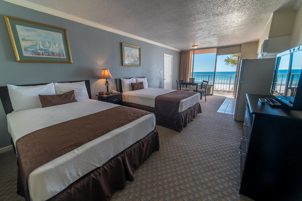 Room, Seahaven Beach Hotel