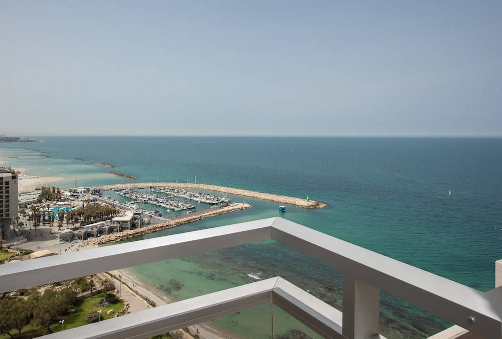 View from Property, Hilton Tel Aviv