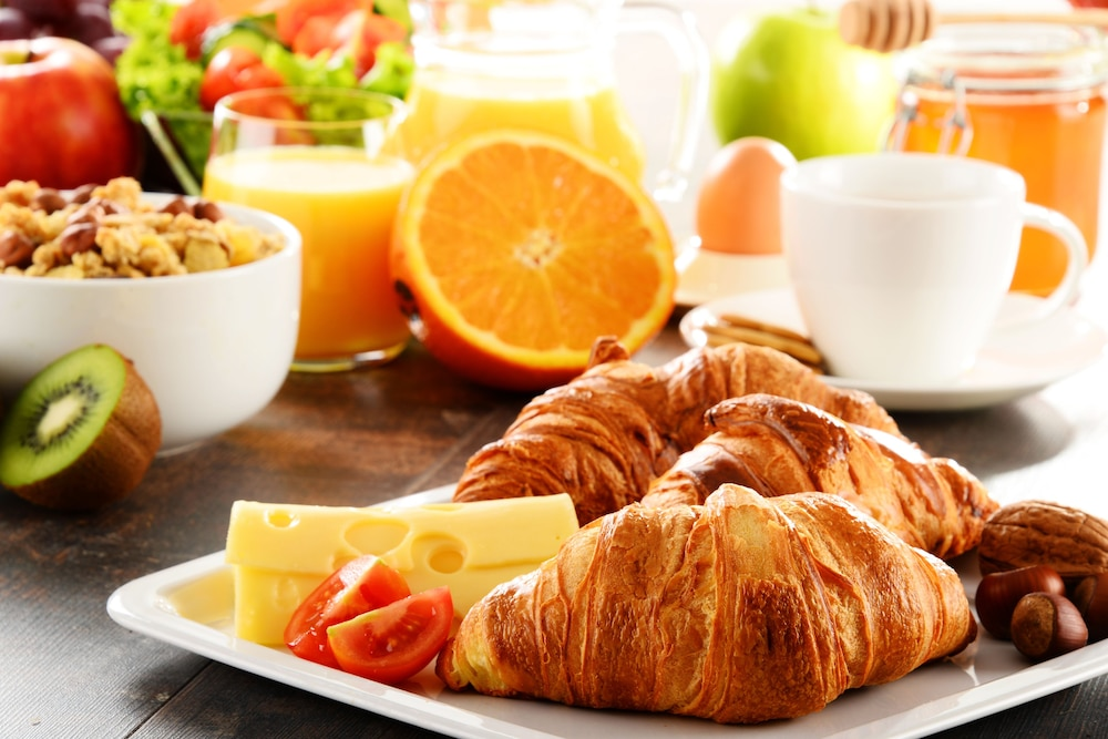 Breakfast buffet, Dusit Thani Hua Hin