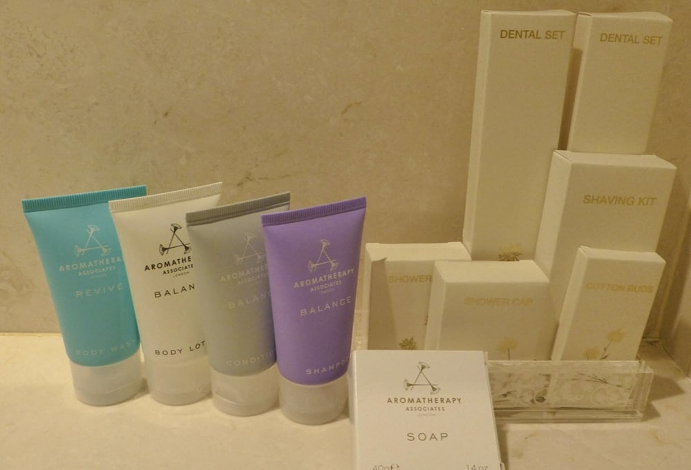 Bathroom Amenities, Dusit Thani Hua Hin