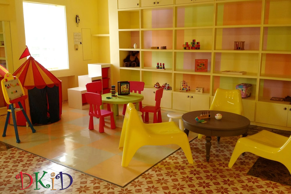Children's Play Area - Indoor, Dusit Thani Hua Hin