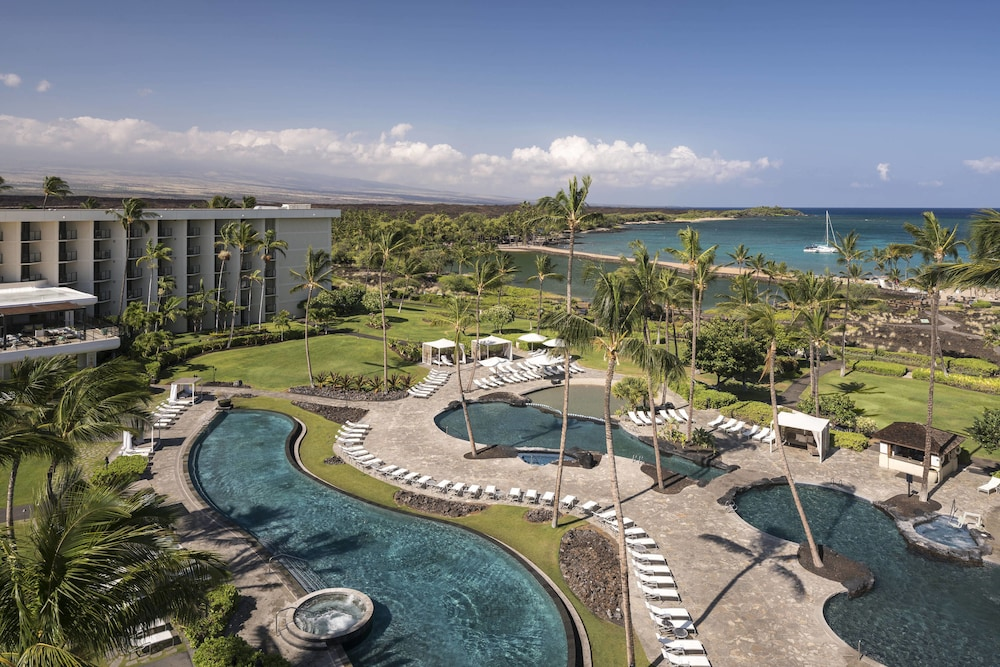 Waikoloa Beach Marriott Resort Spa 4 0 Out Of 5 Aerial View Featured Image