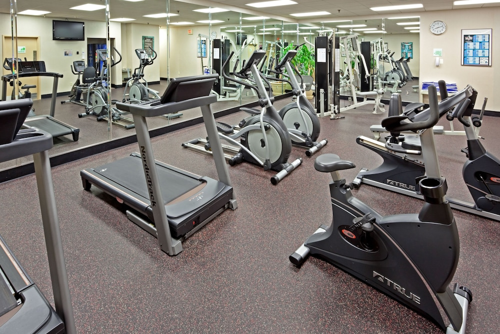 Fitness Facility, Holiday Inn Philadelphia-Cherry Hill