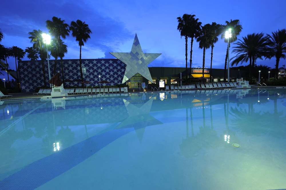 Pool, Disney's All-Star Sports Resort