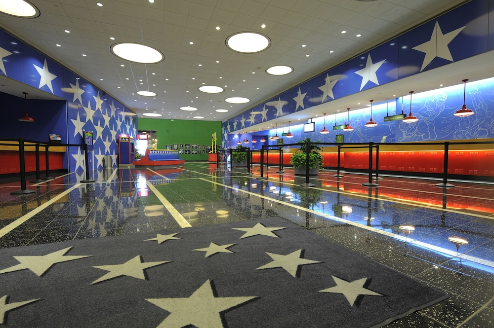 Lobby, Disney's All-Star Sports Resort